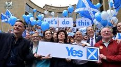 """Scottish people have started voting in a referendum that will change Britain forever, whatever the outcome. A Yes vote at the end of a hard-fought campaign will bring an end to the Union of the United Kingdom that has stood for 307 years. Voters will be asked a simple question: """"Should Scotland be an independent […]"""