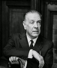 Mi reino es de este mundo. Carceleros y cárceles y espadas ejecutan la orden que no repito. Mi palabra más ínfima es de hierro.  Jorge Luis Borges
