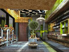 Pharmacy Store Evelyn Kamilaki Athens, Greece