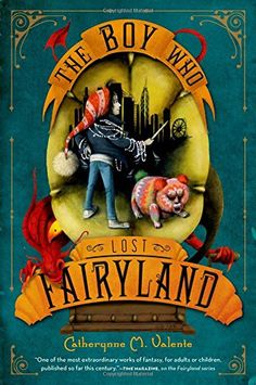 The Boy Who Lost Fairyland by Catherynne M. Valente http://smile.amazon.com/dp/1250023491/ref=cm_sw_r_pi_dp_GAB7ub1MTQFCB