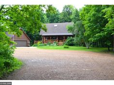 Handcrafted log home on 40 wooded, secluded acres. 4BR, 4BA home w/updated kit, 2-story fplc, sauna, 3 decks w/views galore. Horse lover's haven: 180x80 outbldg w/143x60 arena, 11 box stalls, tack room, 2 lean-tos & 7 paddocks. 68x50 shop. Delano Schools!