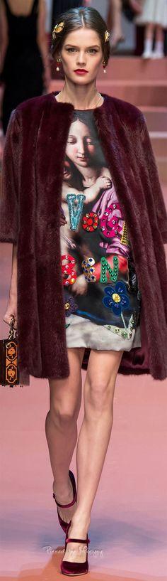 Dolce & Gabbana.Fantasy fashion #UNIQUE_WOMENS_FASHION