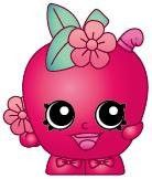 2014 SHOPKINS FIGURES - APPLE BLOSSOM #001 SEASON 1