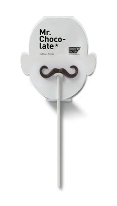 Centered around the product, this chocolate packaging personifies the product and adds to the fun. There are 24 ways to have a new mustache with 6 different variations and 4 flavors.