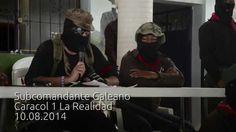 Subcomandante Galeano a los Medios de Comunicación   Parte 2