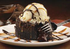 Longhorn Steakhouse Copycat Recipes: Lava Cake