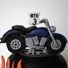 how to make a motorcycle out of fondant - Google Search