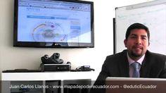 Juan Carlos Llanos de la Consultora de Comunicación Online Llorente & Cuenca creó el Mapa de Poder Online Ecuador en el 2013 con su primera edición: www.mapadepoderecuador.com donde verán interesantes hallazgos y conclusiones, el mismo que será actualizado al 2014 antes de que termine el año.