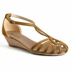 Bucco Cyruny Fisherman Wedge Sandals - Women