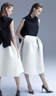 Acne circle bonded wool skirt. Absolutely LOVE this and it appears to be nearly sold out already.