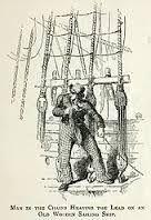 Bildresultat för nautical rigging cheek block