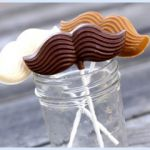 Chocolate moustaches – Shop this now!