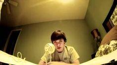 Movie Trailer Voice Impression By 14 Year Old Jake Foushee, via YouTube.