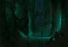 Henrik Tamm concept art to Narnia