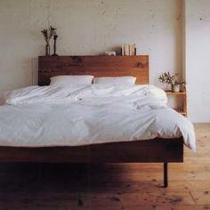 minimal bedroom. want want want