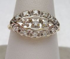 Your place to buy and sell all things handmade Princess Rings, Diamond Princess, I Love Jewelry, Women Jewelry, Beautiful Rings, Round Diamonds, Diamond Engagement Rings, Jewerly, Heart Ring