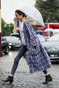 long and kimono-y