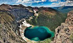 Akamina Ridge, Water