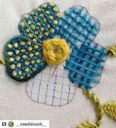 "2,219 Likes, 12 Comments - Babi Bernardes (@bordados_e_bordadeiras) on Instagram: ""@__needlework__ #embroidery #bordado #ricamo #broderie #handembroidery #needlework"""