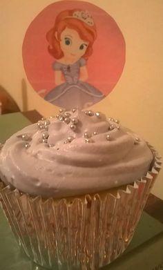 sofia cupcakes!!