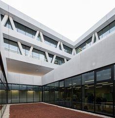 Center for Technology and Design in St. Pölten,© AllesWirdGut Architektur/ Guilherme Silva Da Rosa