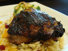 Asian-Style Chicken Marinade Recipe