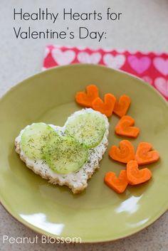 Healthy Valentine's Day Treats | Inner Child Food