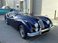 Jaguar XK140 OTS. A jag has always been my dream car