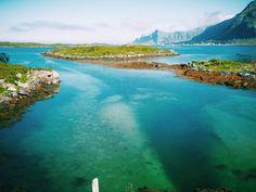 Lofoten, Norway Lofoten, Norway, River, Outdoor, Blogging, Outdoors, Outdoor Games, The Great Outdoors, Rivers