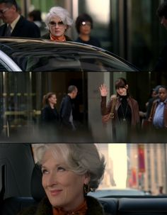 The Devil Wears Prada one of my favorite movies. I was actually thinking of watching it again just the other day.
