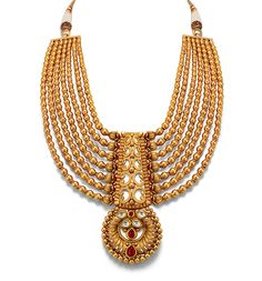 Check out the space for latest designer jewellery, expensive jewellery brands, Indian bridal jewellery, hair jewellery or any other update which will thrill you. Antique Necklace, Beaded Necklace, Pendant Jewelry, Gold Jewelry, Diamond Cross Necklaces, Jewelry Model, Gold Accessories, Gold Set, Jewelry Patterns