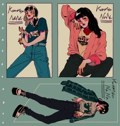 Aiiki Character Illustration, Illustration Art, Art Sketches, Art Drawings, Komatsu Nana, Psy Art, Pretty Art, Aesthetic Art, Love Art