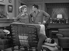 I Love Lucy Funny Episodes  'Cousin Ernie' visits- Bing Images