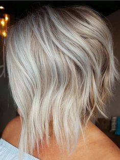 Explore here the amazing ideas of short blonde haircuts for fine hair to wear in 2018. Here you may different haircuts for fine hair to sport with various hair lengths in 2018. You have to know that fine hairs are one of the trendy hairstyles in 2018.