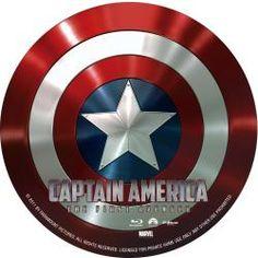 Обложка для фильма Капитан Америка/Captain America - Blu-ray обложки фильмов - Фильмы
