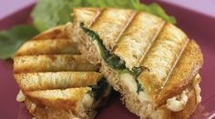 Try some of our fan favourite recipes like Mozzarella, Tuna and Arugula Grilled Sandwiches! Grilled Sandwich, Soup And Sandwich, Sandwich Ideas, Hot Appetizers, Appetizer Recipes, Mozzarella, Sandwiches, Sammy, Tuna Melts
