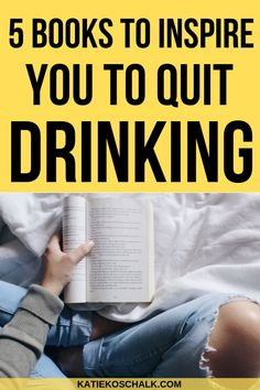 Whether you have a problem with alcohol, are sober-curious, or have already quit drinking, these books about quitting drinking are sure to inspire you. Quit Drinking Alcohol, Quitting Alcohol, Alcohol Detox, Addiction Quotes, Addiction Recovery, Giving Up Alcohol, Alcohol Free, Helping An Alcoholic, Alcoholism Recovery