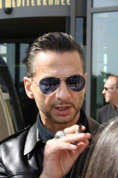 David Gahan , Depeche Mode, in Paris , June 15th 2013