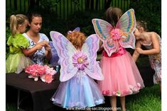Woodland Fairy Birthday Party by Alexis, from The Cul-De-Sac, is whimsical and dreamy! A perfect party!