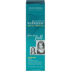 John Frieda Luxurious Volume Fine To Full Blow-Out Spray - $9.99