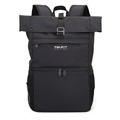 TOURIT Insulated Cooler Backpack Lunch Backpack Cooler Bag Light Backpack with Cooler for Men Women to Work, Picnics, Hiking, Camping, Beach, Park or Day Trips. For product & price info go to:  https://all4hiking.com/products/tourit-insulated-cooler-backpack-lunch-backpack-cooler-bag-light-backpack-with-cooler-for-men-women-to-work-picnics-hiking-camping-beach-park-or-day-trips/
