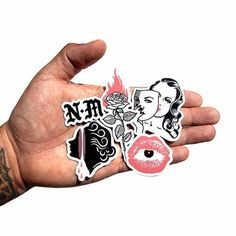 Esticker packs are up on the site aye. They look pretty firme if you ask me. nevermade.com (link in bio) I Pick, How To Look Pretty, Stickers, Link, Instagram Posts, Art, Decals