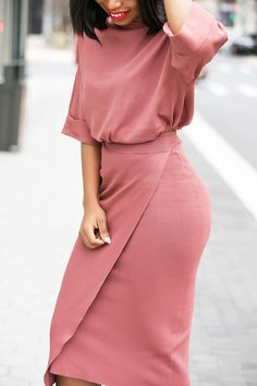ny and company gabrielle union collection, www. ny and company gabrielle union collection, www. Gabrielle Union, Dressy Outfits, Fashion Outfits, Diy Fashion, Womens Fashion, Viking Clothing, Knit Pencil Skirt, Gown Pattern, Clothes 2019