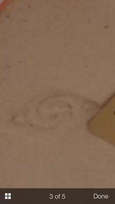 GWENLLIAN DWYFOR, TREMADOG, PORTHMADOG - CD mark GD mark dots diamond and label bird mark