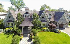Award Winning Canadian Tudor #mansion #dreamhome #dream #luxury http://mansion-homes.com/dream/award-winning-canadian-tudor/?viewall=true
