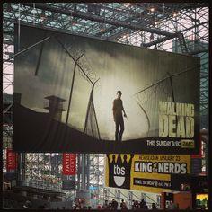 #thawalkingdead #AMC #NYCC #JavitsCenter