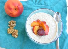 Kickstart Breakfast #healthy #healthyfood #healthylifestyle #oats #nuts #raw #fruit #food #fit #goodfood