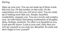 this is the best thing in the world to read when youre feeling down :)