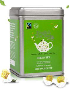 Green Tea | English Tea Shop