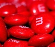 red mnms